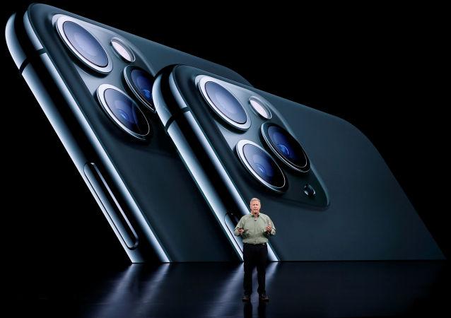 Presentan el nuevo iPhone 11 Pro
