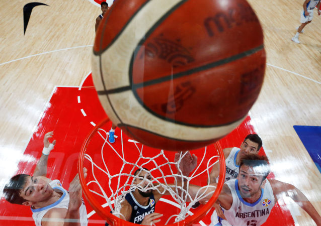 El partido de semifinales del Mundial de baloncesto: Argentina-Francia