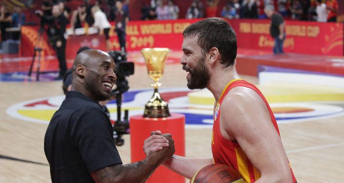 España gana la final de la Copa Mundial de baloncesto