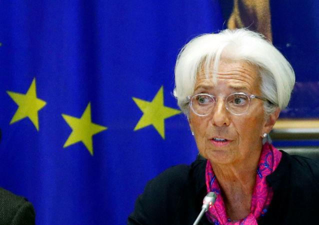 Christine Lagarde, futura presidenta del Banco Central Europeo