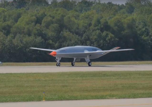 El primer vuelo de prueba del dron MQ-25 Stingray