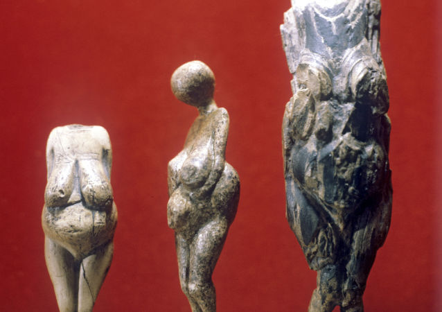 Venus paleolíticas (imagen referencial)