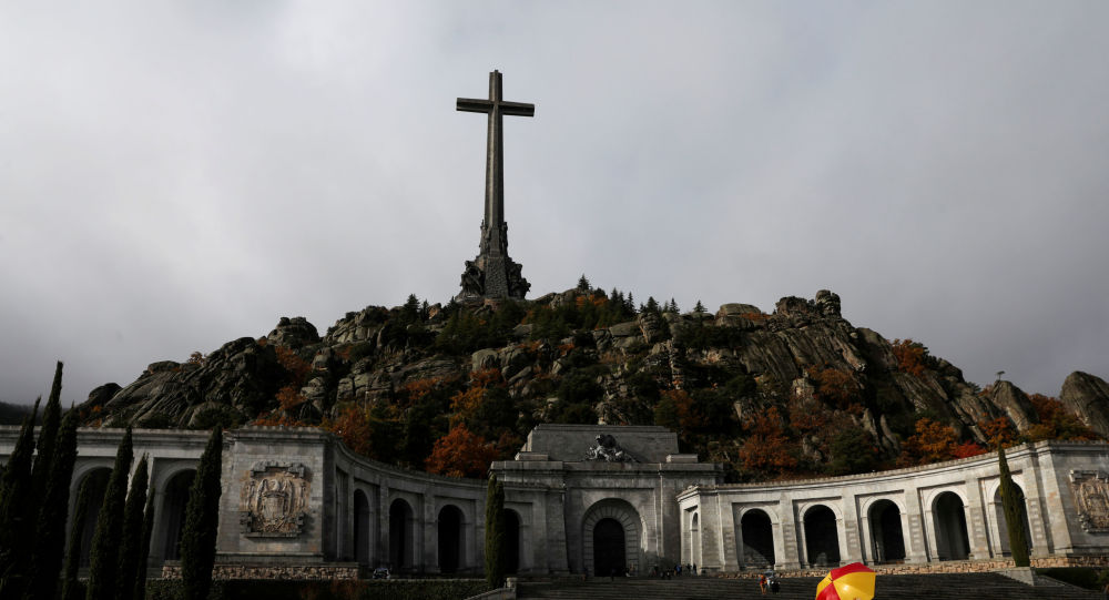 El Valle de los Caídos, España