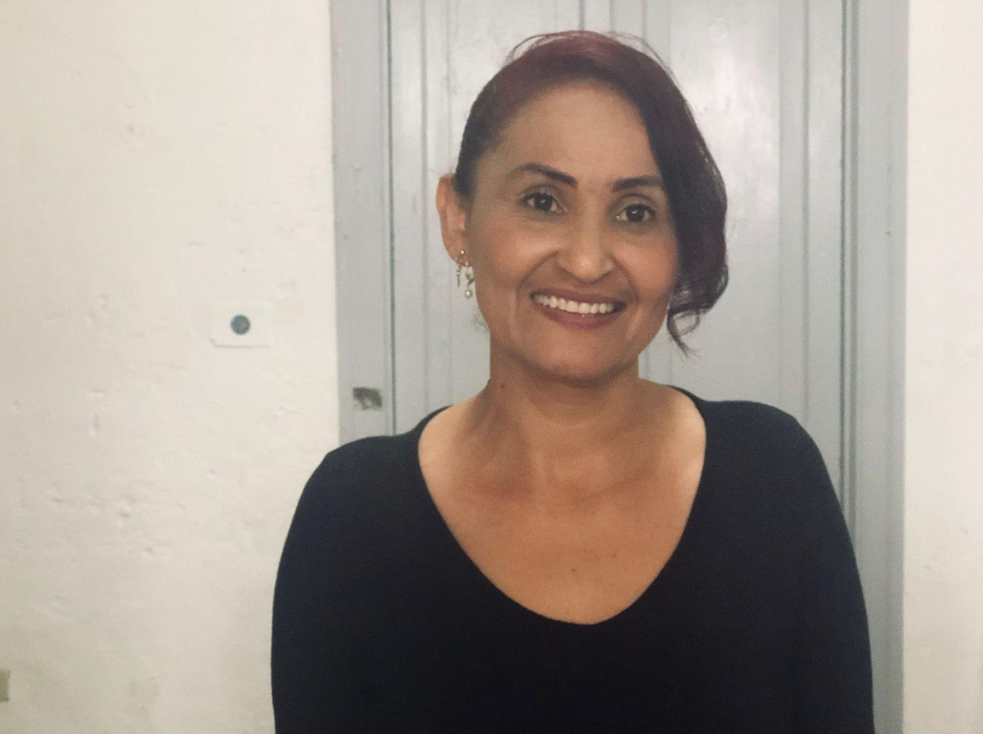 Patricia, exguerillera de las FARC