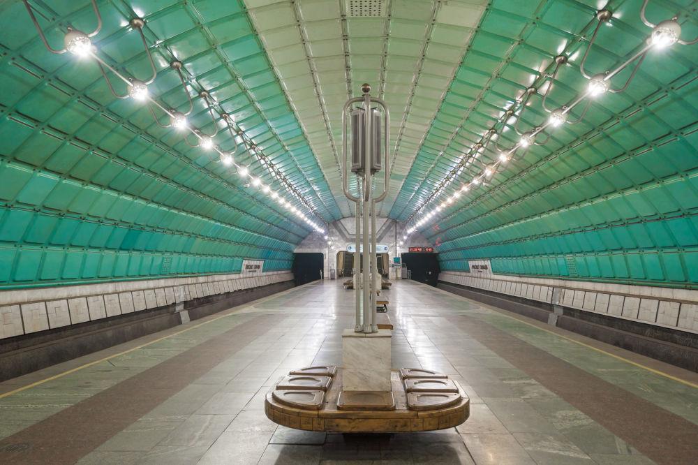 El encanto de las estaciones de metro soviéticas