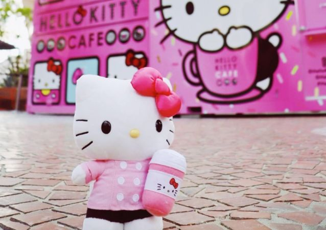 Hello Kitty, personaje de Sanrio