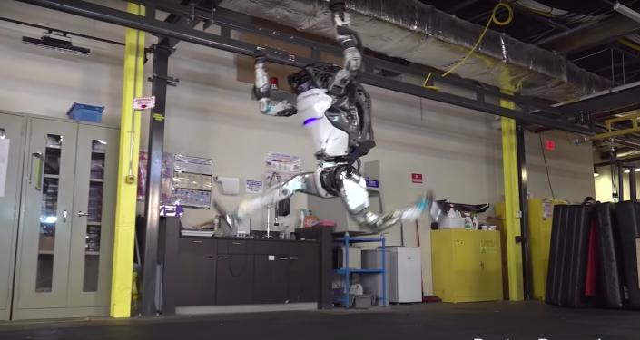 El robot Atlas, de Boston Dynamics