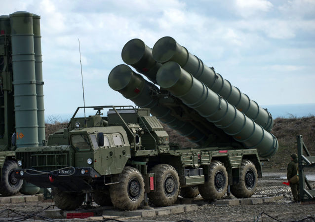 los sistemas S-400