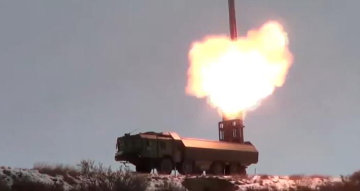 Publican el vídeo del lanzamiento del misil supersónico ruso Onix