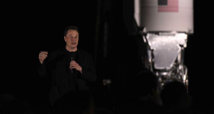 Elon Musk presenta su Starship en Texas