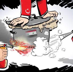 La receta que detendrá el flujo de emigrantes de la 'caldera' siria