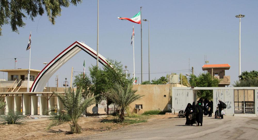 Situación en la frontera de Irak e Irán