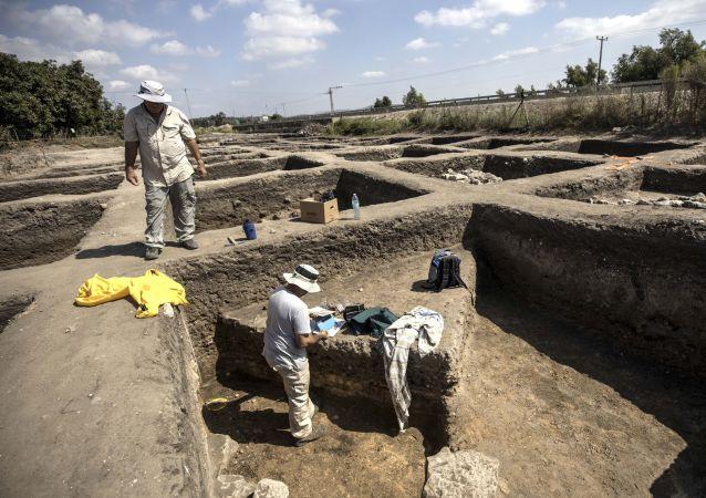 Ciudad de 5.000 años de antigüedad hallada en Israel