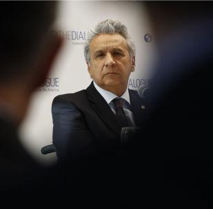 Lenín Moreno, el presidente ecuatoriano