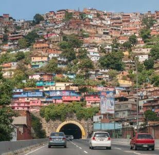 Un barrio de Caracas (archivo)
