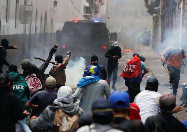 Las protetas en Ecuador