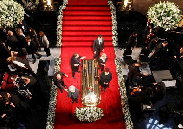 Homenaje del cantante José José en el Palacio de Bellas Artes