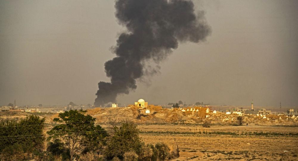 Operación militar de Turquía en Siria