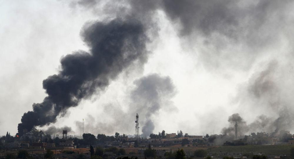 Consecuencias de la operación turca en Siria, ciudad de Tell Abiad
