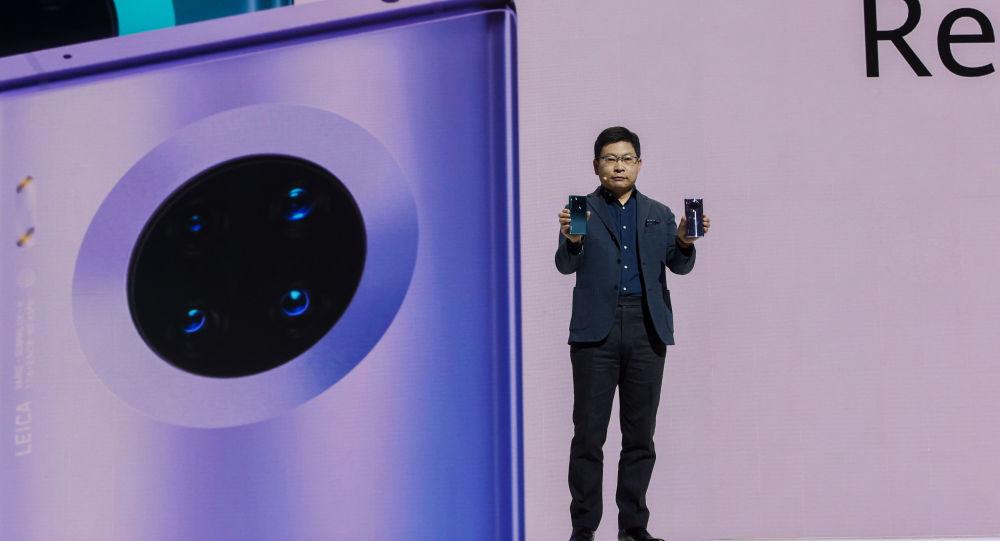 La presentación de Huawei Mate 30 Pro