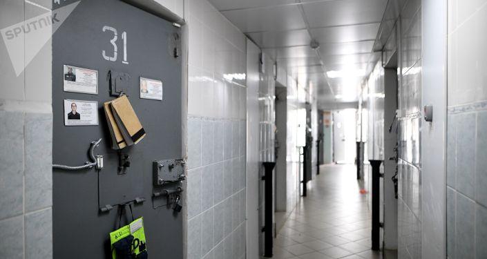 Una prisión en Rusia
