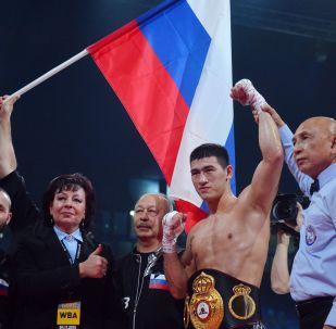 Dmitri Bívol, boxeador ruso