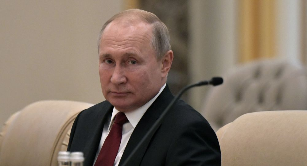 Putin firma ley que permite declarar