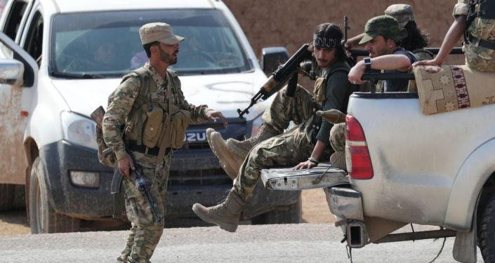 Operación turca en Siria