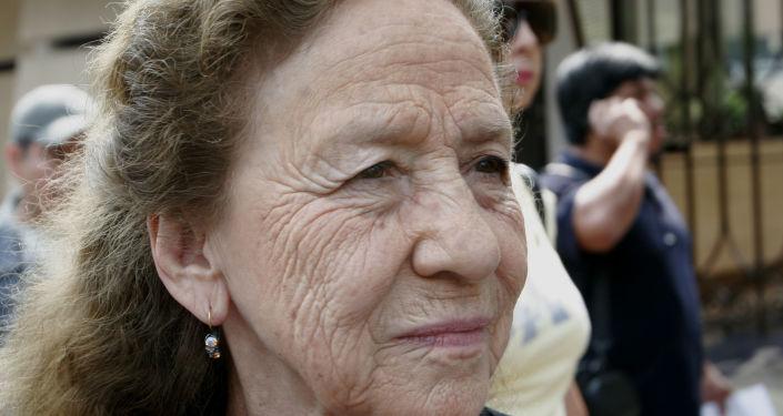 Rosario Ibarra de Piedra, defensora de los DDHH mexicana