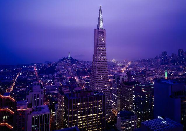 Ciudad de San Francisco, California