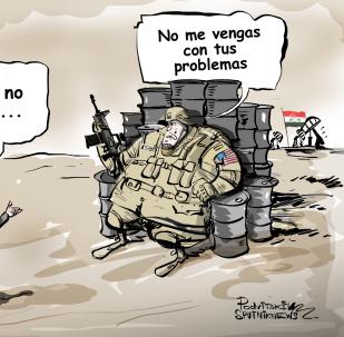 ¿Olvidó EEUU su petróleo en Siria?