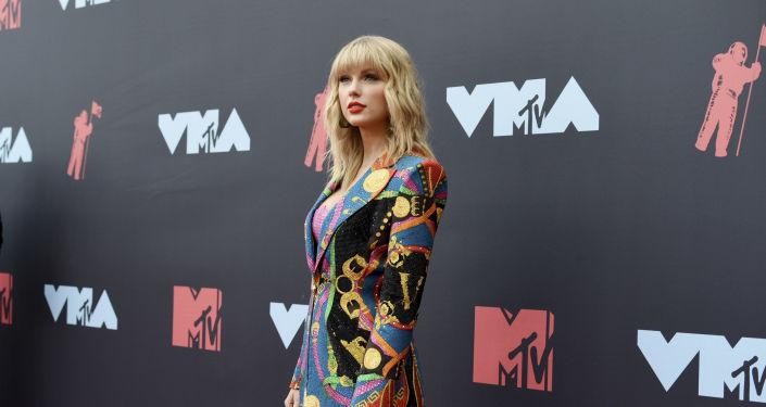 La cantante, Taylor Swift