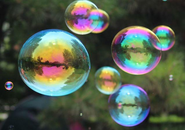 Unas burbujas
