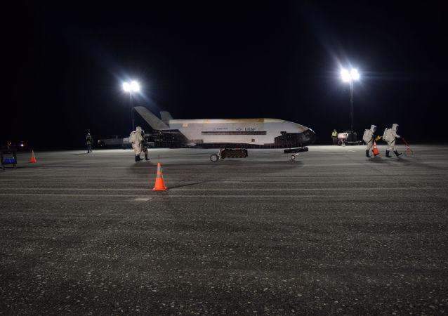 Avión espacial X-37B de EEUU