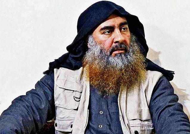 Abu Bakr Bagdadi, líder de ISIS