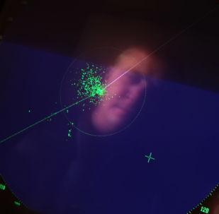 Panel de control de un radar (imagen referencial)