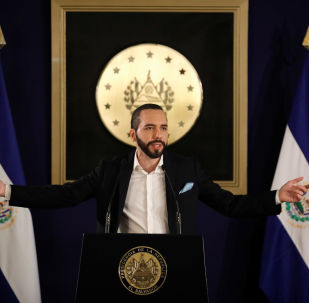 Nayib Bukele, presidente de El Salvador (archivo)