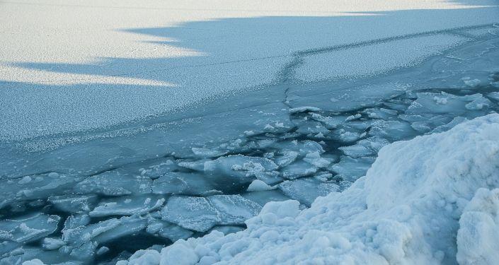 Ártico (imagen referencial)
