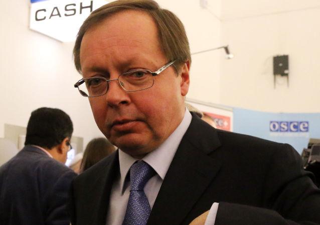 Andréi Kelin, nuevo embajador ruso en el Reino Unido