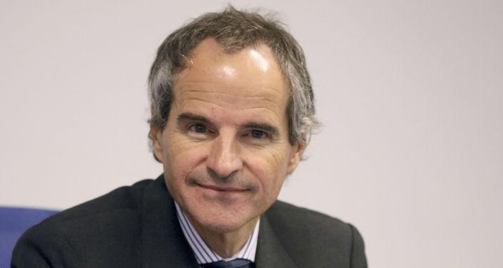 Rafael Grossi, director general electo del OIEA