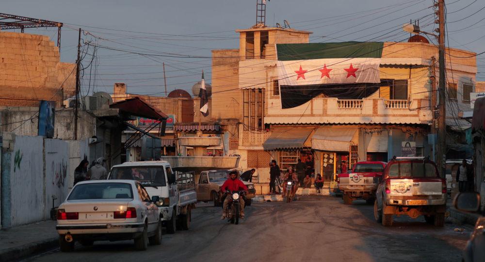 Situación en Siria