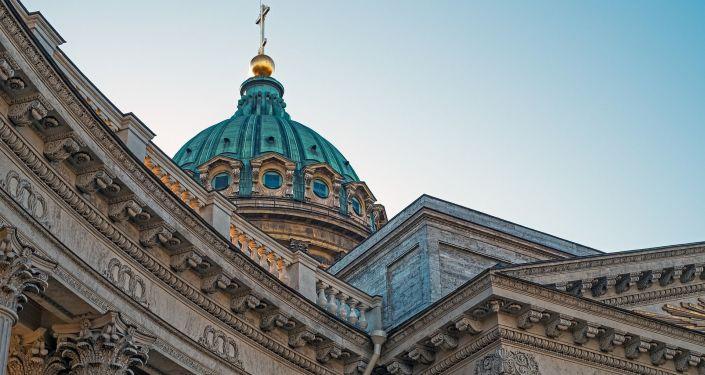 La Catedral de Nuestra Señora de Kazán