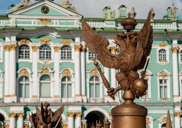 El Museo Hermitage en San Petersburgo