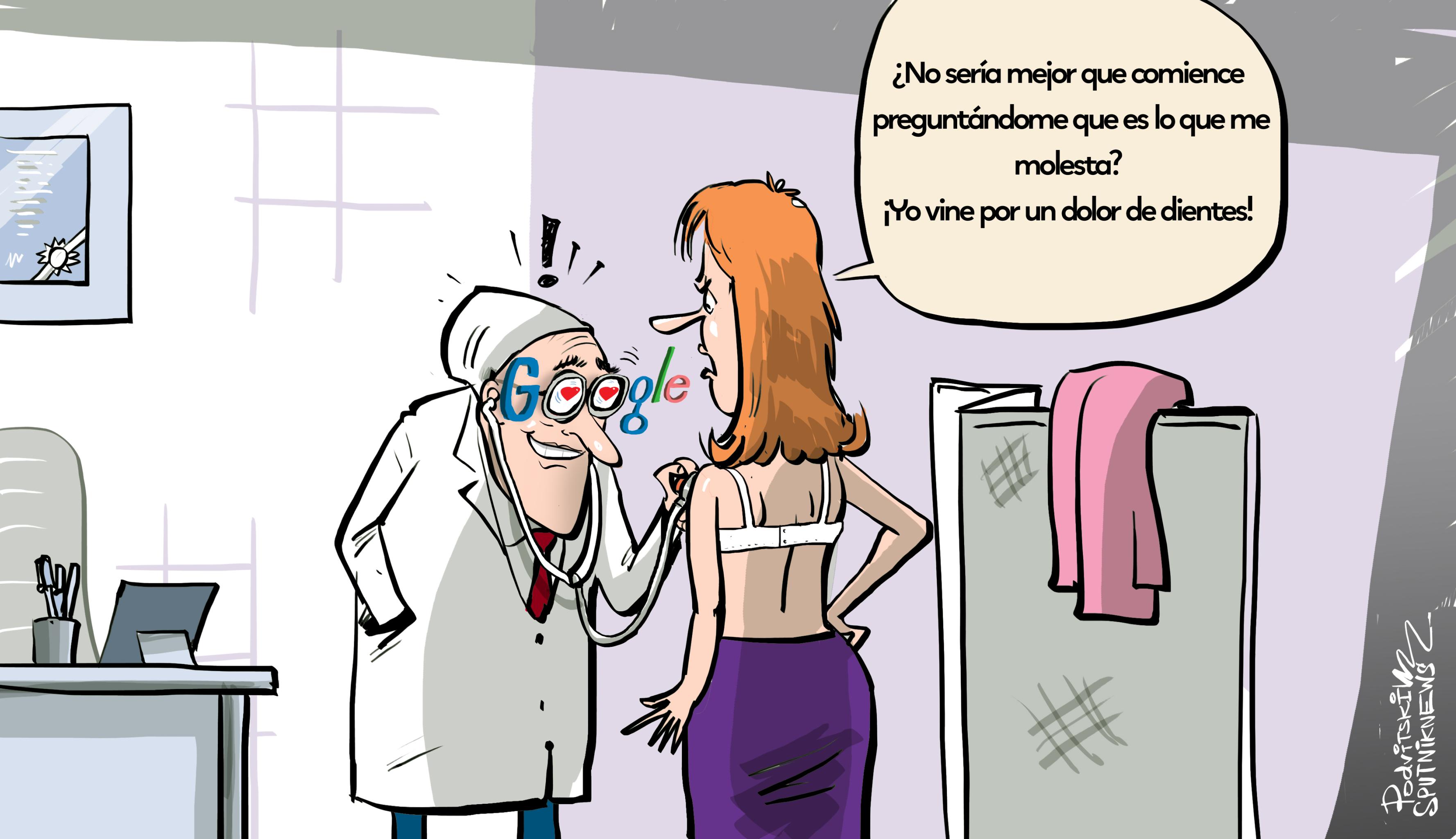 Un proyecto secreto: Google recopila datos médicos privados de los usuarios