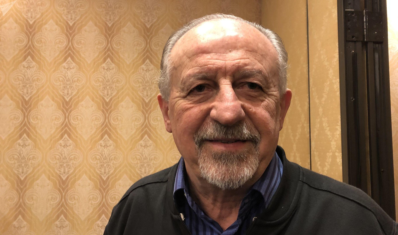 Hugo Yasky, secretario general de la CTA