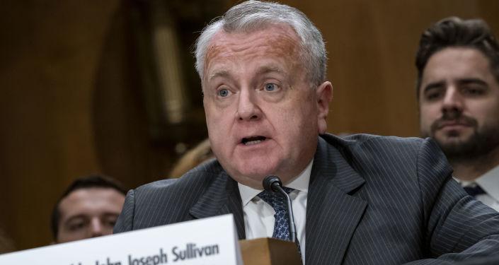 John Sullivan, nominado a embajador en Rusia