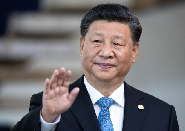Xi Jinping, el presidente de China