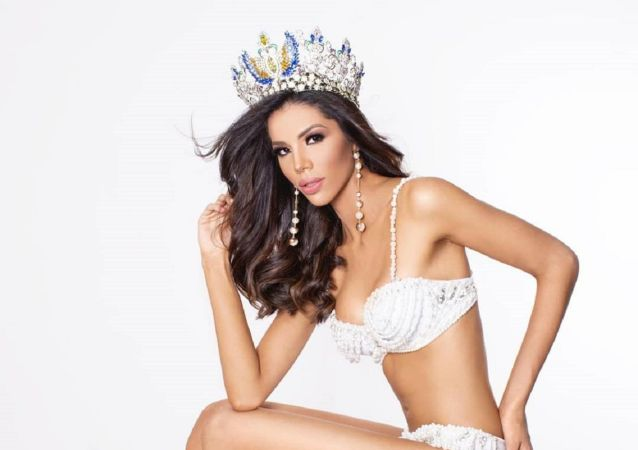 Thalia Olvino, Miss Venezuela 2019