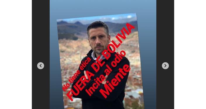 El periodista aregntino Mariano García denuncia campaña difamatoria y tergivesación de su imagen en redes sociales