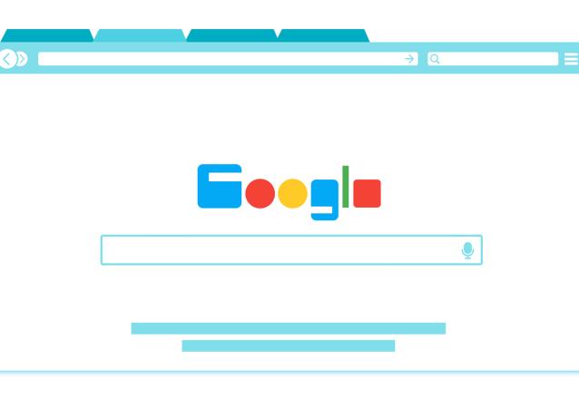 Unas pestañas en Chrome, ilustrativa